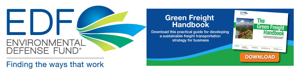 environmental defense fund green freight handbook